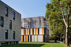 Prefab Lehman College Day Care Center Features Vertical Garden...