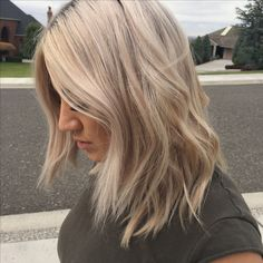 Bright blonde by Kathy Nunez