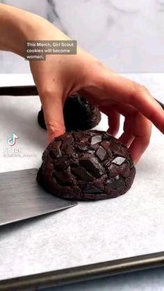 Fun Baking Recipes, Sweet Recipes, Cookie Recipes, Vegan Recipes, Think Food, Food Cravings, Healthy Desserts, Diy Food, Yummy Food
