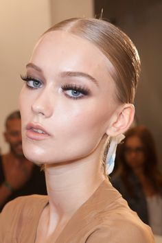 Spring/ Summer 2013 Makeup Trends - semi natural would look amazing at a rustic theme or beach theme wedding