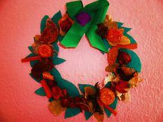 Sofia's Kindergarten Kindergarten, Wreaths, Fall, Spring, Blog, Home Decor, Autumn, Homemade Home Decor, Door Wreaths