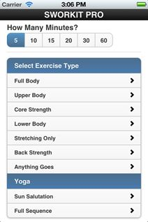 Sworkit | Circuit Training App