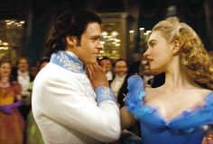 So this is love...♥ Cinderella and Prince Kit