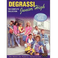 Degrassi Junior High: The Complete Collection