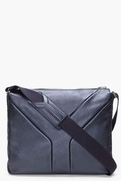 YVES SAINT LAURENT Small Black BV HAMPTONS Bag