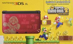 NEW Nintendo 3DS XL Super Mario Bros 2 #ad