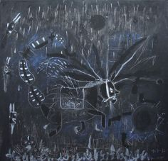 """""""Apertura del pozo del abismo"""" by Sergio Hernández"""