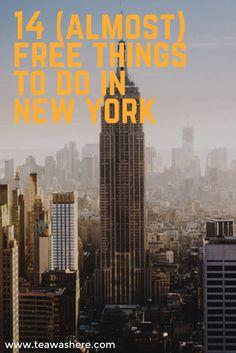 free to do new york