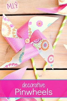 A super easy and quick paper craft that can easily be customized for any holiday or party theme. Most crafters probably already have the supplies in their stockpiles. This tutorial shows how to make a set of four but they're so affordable the project could easily be multiplied for party favors or a decorative centerpiece.