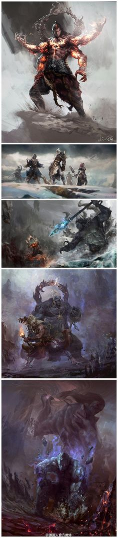 visual inspiration for various types of magicians Fantasy World, Dark Fantasy, Fantasy Art, Character Concept, Character Art, Concept Art, Epic Art, Amazing Art, Pixiv Fantasia