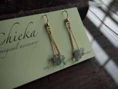 accessory : Chieka Blog  -original accessory-