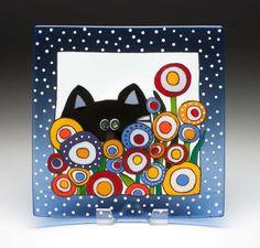 Peek Boo Kitty - Delphi Artist Gallery