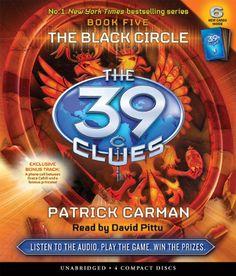 The Black Circle (The #39 Clues , Book 5)  - Audio/Patrick Carman