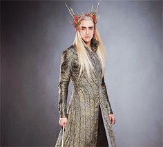 Lee Pace as Thranduil // #hobbit; desolation of smaug
