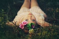 Senior picture idea for girl in nature. Nature senior picture idea for girl…