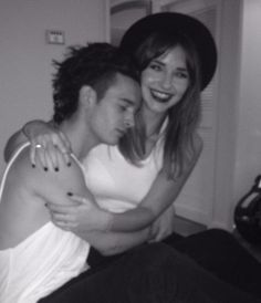 Matty Healy and Melissa Whitelaw - Sugarscape.com
