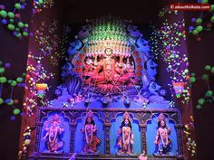 Bhawanipur Swadhin Sangha Durga Puja 2014 – Online Durga Puja Photo and Images 2017