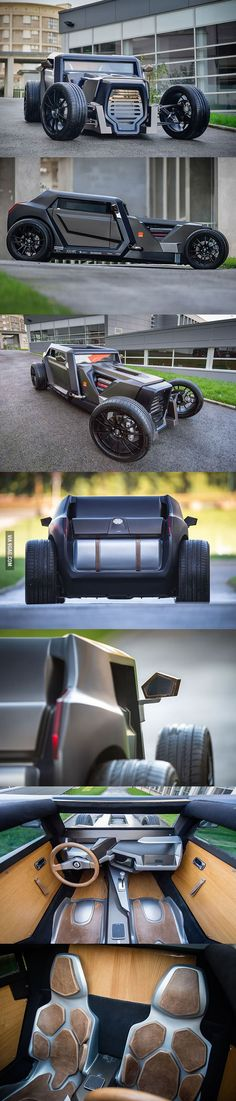 That's an acceptable Batmobile one can go for
