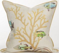Naples Collection - Venetian Bay Pillow