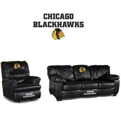 Use this Exclusive coupon code: PINFIVE to receive an additional 5% off the Chicago Blackhawks Leather Furniture Set at SportsFansPlus.com