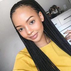 GRACEFUL HAIR MAKEOVER: 2018 Cool Braids