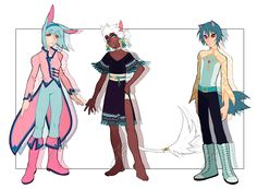 Adopts 07-09 [Set Price- Open] by sandflake-adoptables