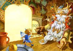 В мире доброй сказки