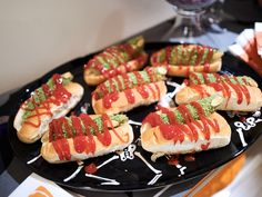 Green Chicken Finger Sandwiches recipe from Giada De Laurentiis via Food Network