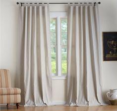 tab top drapes