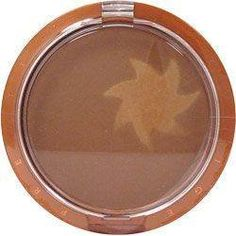 """Prestige Bronzer, Sunkissed, 0.7-Ounce. Not Animal Tested. Dip brush into Bronzing cake, tap off excess, apply to the """"apple"""" of the cheek, brush back towards the hairline. Also apply a small amount of bronzer to the temples, forehead and décolleté for a healthy sunkissed look. satin smooth formula blends easily; provides even coverage; natural finish; not animal tested."""