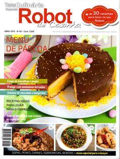 TeleCulinária Robot de Cozinha Nº 87 – Abril 2015