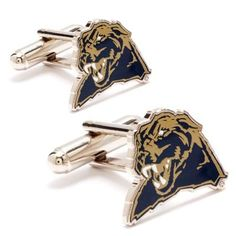 Pittsburgh Panthers Team Logo Cufflinks