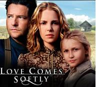 A wonderful series of prairie life living the Christian life. Love this series!!! Hallmark is full of movies like this.