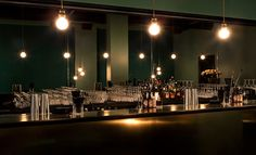 Kaela's Copenhagen tip: Visit Etoile for cocktails and an intimate night out. I dream about their espresso martinis.