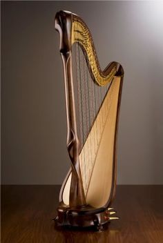 This is my dream harp. When i become a professional jazz harpist I want this harp.