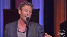 Country Music Lyrics - Quotes - Songs Blake shelton - Blake Shelton Lights Up The Opry Stage With 'Gonna' - Youtube Music Videos http://countryrebel.com/blogs/videos/72594947-blake-shelton-lights-up-the-opry-stage-with-gonna
