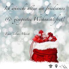 Frohe Weihnachten! #toschrise #risetothechallenges #10ACTion