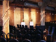 Ceremony in the Chouteau Room www.moulinevents.com