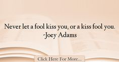 Joey Adams Quotes About Wisdom - 72779