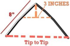 How to Measure for a well fitting saddle - Crest Ridge Saddlery 2014