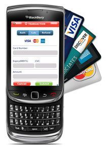 Canada's first Blackberry mobile payment app now available
