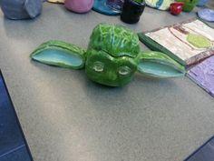Yoda teapot...