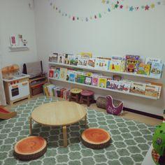 雨の日もお家で楽しく過ごせるキッズスペース | RoomClip mag | 暮らしとインテリアのwebマガジン