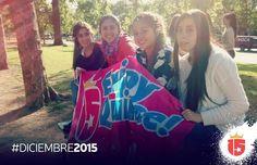 Las chicas de #Diciembre2015 en las Visas #disney está cada vez más cerca...