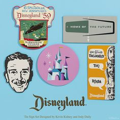 I want to make gorgeous things for Disney like Kevin & Jody.