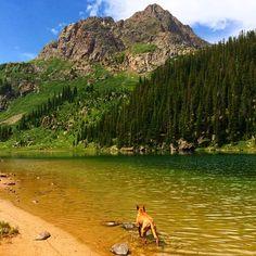 Durango, Colorado    @VisitDurango Instagramer, @jerlikesbikes  @GoPetFriendly