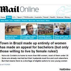 Cazuza: Mulheres da 'Cidade de beldades' de MG negam campa...