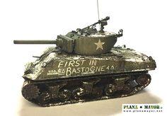 Sherman Jumbo, First in Bastogne, Ardennes, Sherman Jumbo, Military Vehicles, Battle, Coding, Army Vehicles, Programming