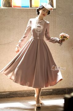 Fashion Tips Casual .Fashion Tips Casual Lolita Fashion, Modest Fashion, Hijab Fashion, Fashion Dresses, Fashion Tips, Fashion Design, Men Fashion, Vestidos Vintage, Vintage Dresses
