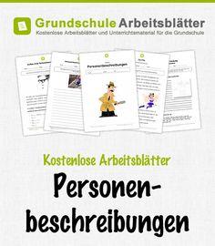 3 klasse deutsch aufsatz personenbeschreibung ghost writer for novel